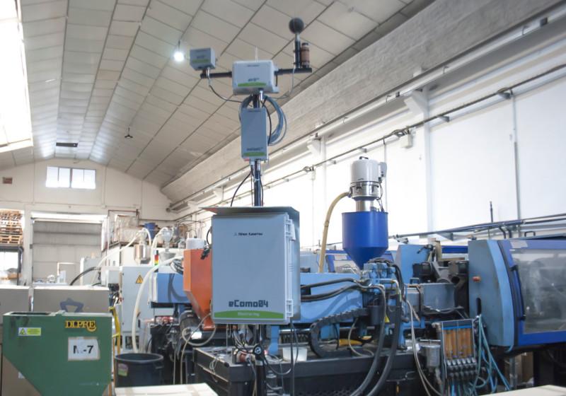 eComo04 Monitoring System