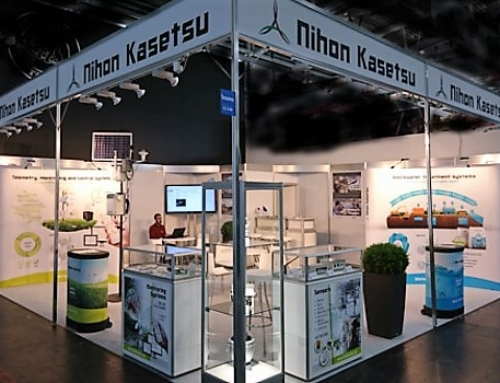 Success of NIHON KASETSU at the BAUMA international show