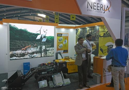 NKE - NEERJA stand